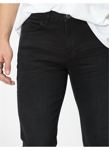 Koton Brad Slim Fit Jean Pantolon Siyah
